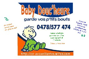 Baby Douc'Heure COURRIERE