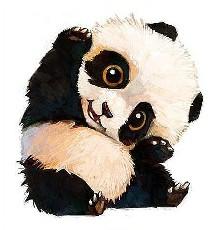logo Les p'tits Pandas